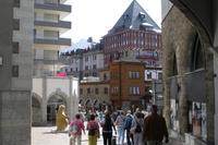 Ortsrundgang in St. Moritz