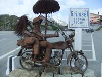 Auf dem Grimselpass