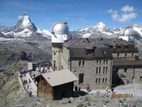 Das Matterhorn in seiner vollen Pracht