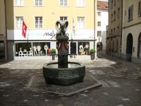 Brunnen in Chur