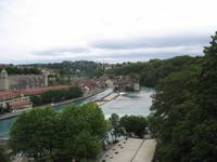 Bern, Blick auf die Aare