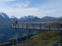 Grindelwald_Fahrt zum First und Wanderung zum Bachalpsee