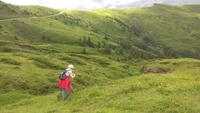 Grindelwald, Wanderung entlang des Panoramaweges