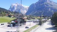 Grindelwald (Fahrt mit der Männlichen-Bahn)