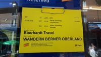 Kleine Scheidegg (Gruppen-Reservierung Jungfraubahn)