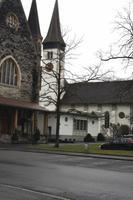 katholische und protestantische Kirchen