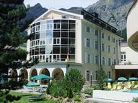 Unser Hotel in Leukerbad