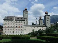 Der Stockalperpalast in Brig