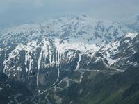 Am Furkapaß 2.432 Meter