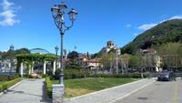 Lago Maggiore,Pause in Laveno
