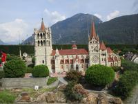 Swissminiatur. Kathedrale Lausanne