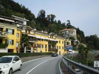 Lago Maggiore. westufer nach Verbania