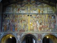 Die Passionsgeschichte in der Kirche Santa Maria deglia Angioli