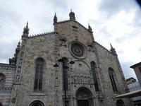 Die Eingangsfassade des Domes