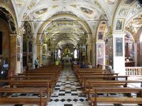 Im Inneren der Kirche