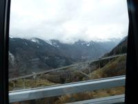 Ein Blick zurück ins Tal