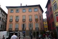 Schöne alte Herrenhäuser
