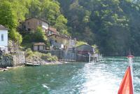 Kleine verträumte Orte am See