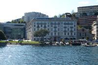Uferpromenade in Lugano