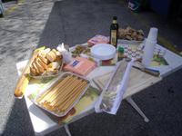 Picknick im Val Verzasca (Sonogno)