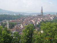 IMG_3583 Welch herrlicher Ausblick auf Bern vom Rosengarten