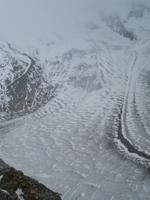 Grenzgletscher vom Gornergrat