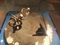 Uhrenmuseum. Mittagskanone