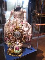 Uhrenmuseum. Barockpendule