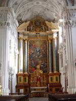 Solothurn. Jesuitenkirche