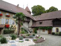 Schloss, Innenhof