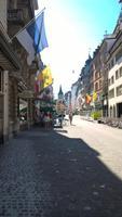 Zu Besuch in Zürich