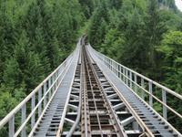 Ausflug zum Stoos und Fronalpstock - Fahrt mit der Standseilbahn