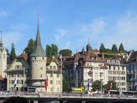 Ausflug zur Rigi - Schifffahrt auf dem Vierwaldstättersee - Luzern