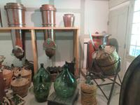 Besuch des Schweizerischen Freilichtmuseums Ballenberg - alte Drogerie