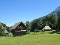 Besuch des Schweizerischen Freilichtmuseums Ballenberg