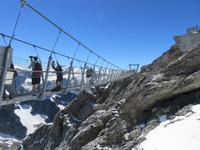 055 Engelberg - auf dem Titlis - Cliff Walk