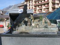 300 Zermatt - Murmelteir-Brunnen