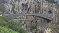 Andermatt, Teufelsbrücke
