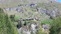 Wanderung Furi - Zmutt - Blatten - Zermatt (Zmutt)
