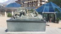 Zermatt (Murmeltierbrunnen)