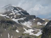 Ausflug zum Schilthorn -Birg  - Blick zum Schilthorn