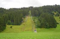Ski-Weltcupschanze in Engelberg