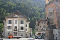 Tell-Denkmal in Altdorf