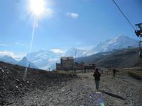Zermatt - Ausflug zum Kleinen Matterhorn - Schwarzsee