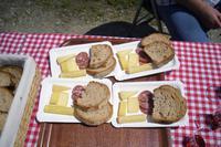 Picknick am Grimselpass