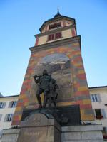 0133 Altdorf - Telldenkmal