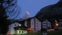 0291 Zermatt - das Matterhorn am Morgen