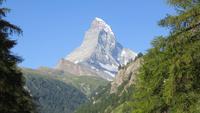 0353 Zermatt - Blick zum Matterhorn