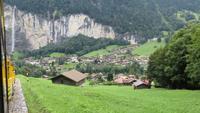 0548 Ausflug zum Jungfraujoch - Lauterbrunnental mit Staubachfall