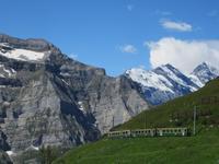Fahrt zum Jungfraujoch